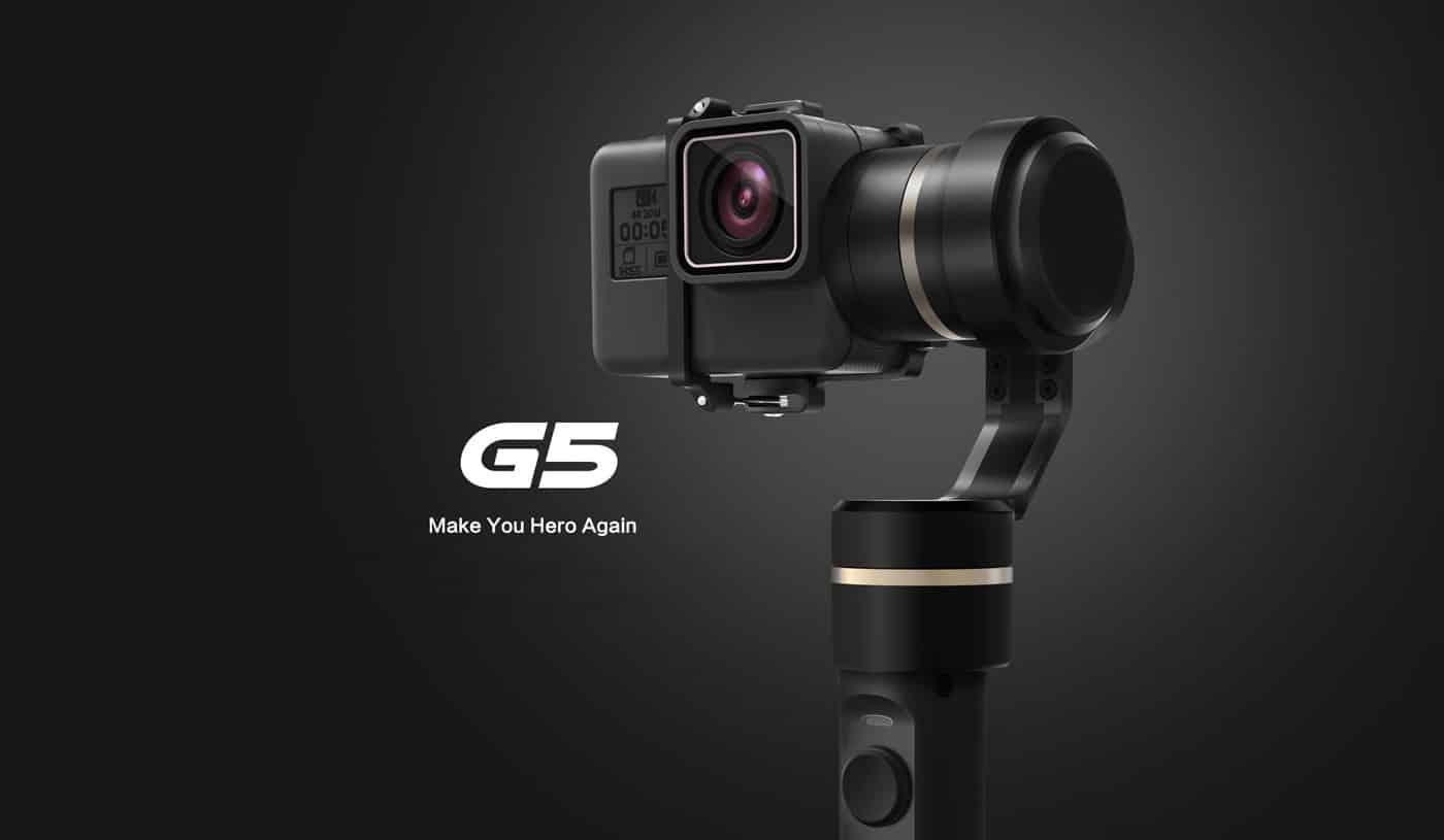 Feiyu Tech G5 Gimbal Gopro 3 axes
