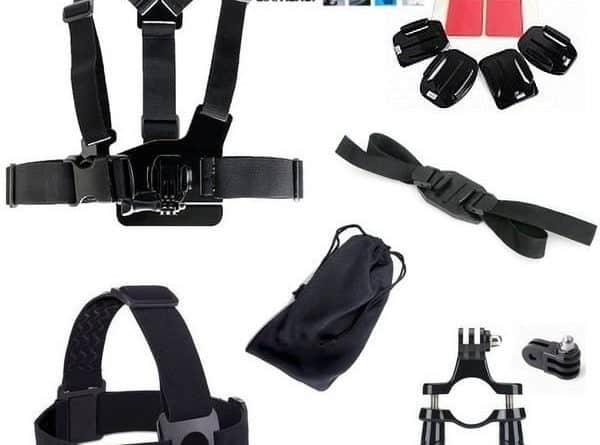 10 meilleurs accessoires pour caméra de sport Gopro