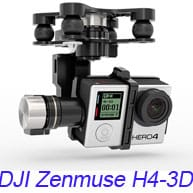 DJI Zenmuse H4-3D