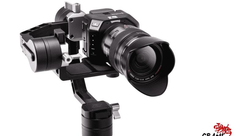Zhiyun Crane V2 Stabilisateur Reflex