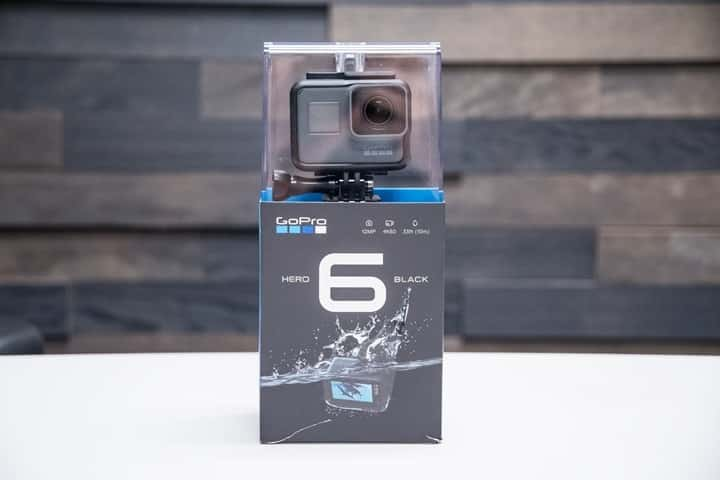 quoi de neuf avec la hero 6 de gopro. Black Bedroom Furniture Sets. Home Design Ideas