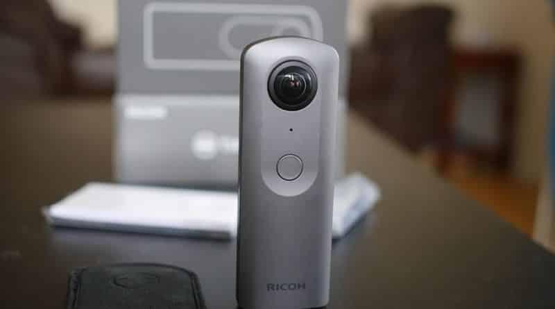 Ricoh Theta V caméra 360