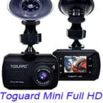 TOGUARD CE680 Mini Full HD Dashcam
