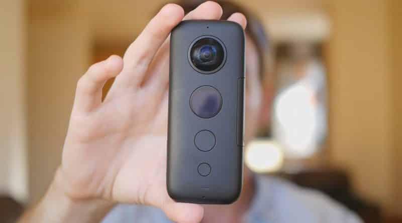 Insta 360 One x Camera 360