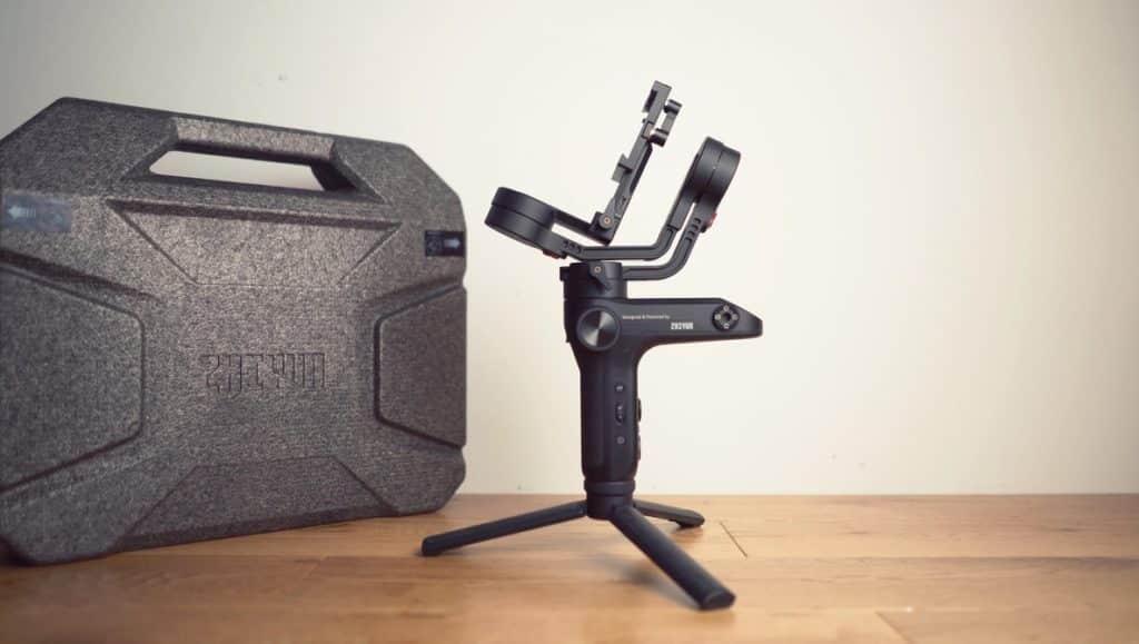 zhiyun-weebill-lab-gimbal-review-fstoppers-usman-dawood-original-youtube-video-2018-best-gimbal-mirrorless-gimbal