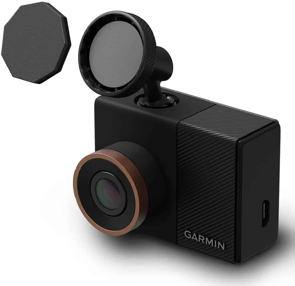 dashcam-garmin-55 support