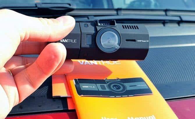 Vantrue-N2-Pro-Dash-Cam-test